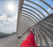 Singapore Prewedding At Telok Blangah Hills Henderson Wave