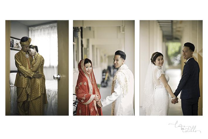 Ruslan & Sarah (Si Shan) muslim wedding singapore, singapore photographer, akadnikah, bersanding