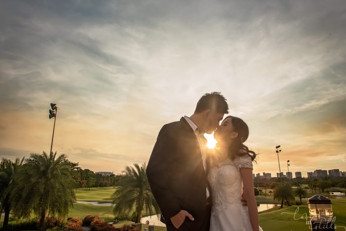 Melvin and Xia Lian Same Day Edit Singapore photographer Loveinstills Jurong Country Club
