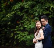 Hong Xun And Chun Lian Rom And Mini Pre Wedding At Hotel Fort Canning