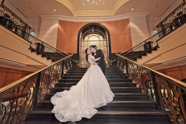 Styled Shoot at Four Seasons Hotel