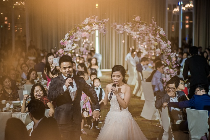 Nicholas and Yuqi Wedding
