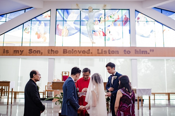 Church of the Holy Cross Solemnization