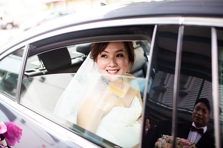 Bridal Sendoff