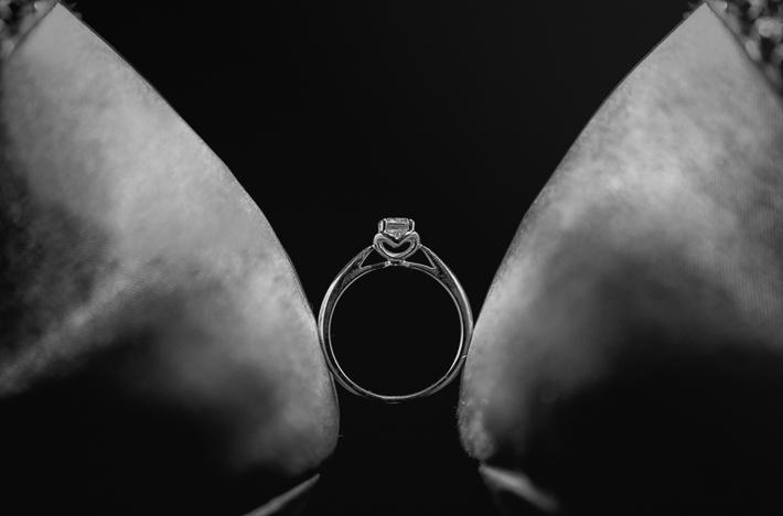 Wedding Ringshot